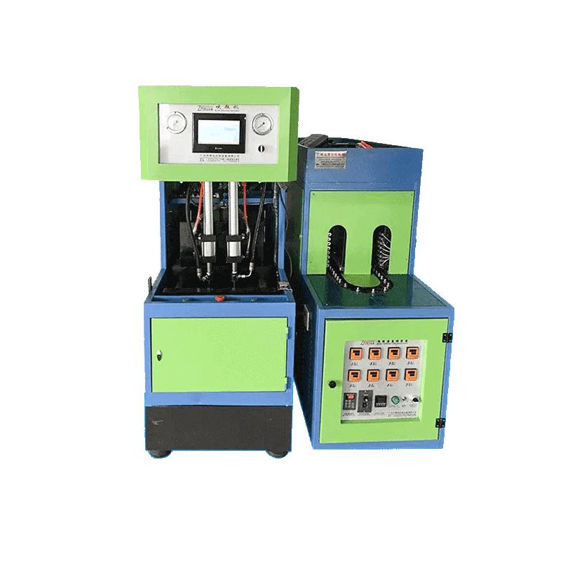 广州市赞宏机械设备有限公司半自动吹瓶机
